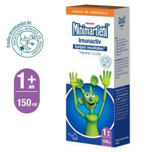 Minimartieni ImunActiv Sirop 150 Ml