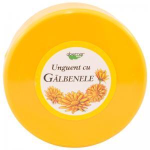 UNGUENT CU GALBENELE 50G