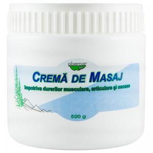 CREMA DE MASAJ 500 G