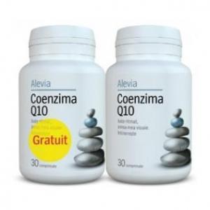 Coenzima Q10 10 mg 30 Cps