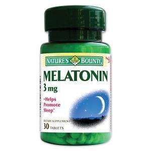 Melatonină 30 Tablete
