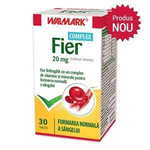 Fier complex 30 tablete