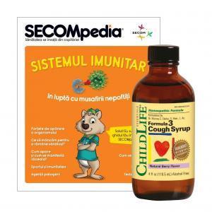Cough Syrup 118.50ml (gust de fructe)