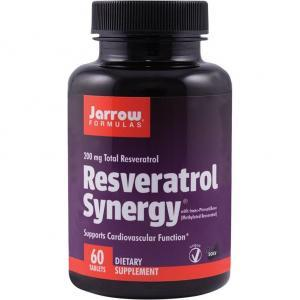 Resveratrol Synergy 200 60 tablete Easy-Solv