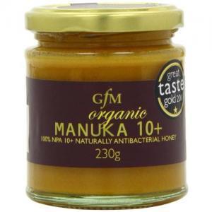 Miere de Manuka +10 raw bio 230g