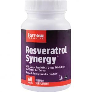 Resveratrol Synergy 60 tablete Easy-Solv