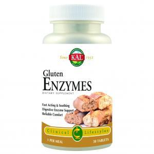 Gluten Enzymes 30 capsule vegetale