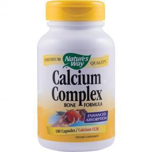 Calcium Complex Bone Formula 100 capsule
