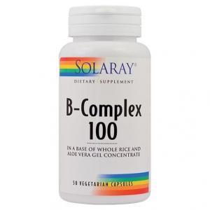 B-Complex 100mg 50 capsule vegetale