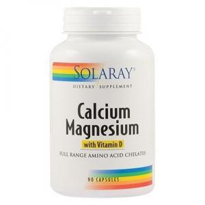 Calcium Magnesium with Vitamin D 90 capsule