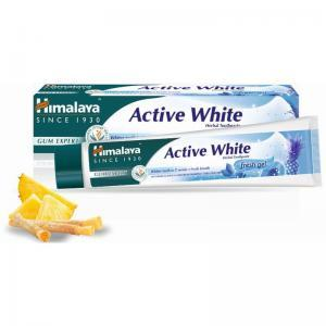Pasta de Dinti Active White 75ml HIMALAYA