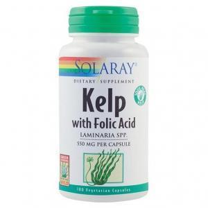 Kelp 550mg 100 capsule vegetale
