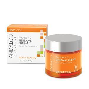 Probiotic + C Renewal Cream 50g