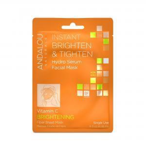 Instant Brighten & Tighten Hydro Serum Facial Mask 18ml