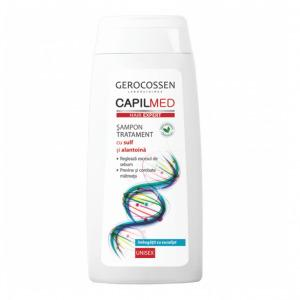 Sampon tratament pentru par gras Capilmed 275 ml GEROCOSSEN