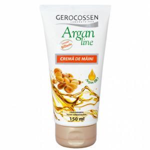 Crema de maini hidratanta Argan Line 150 ml GEROCOSSEN