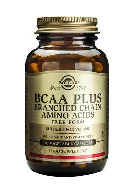 BCAA Plus 50veg caps