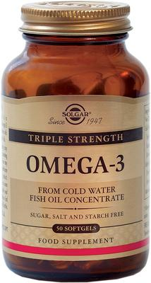 Omega-3 Triple Strength 50 caps