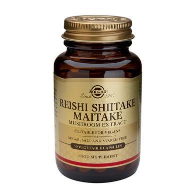 REISHI SHIITAKE MAITAKE MUSHROOM EXTRACT 50cps