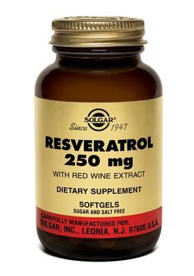 Resveratrol 250mg 30cps