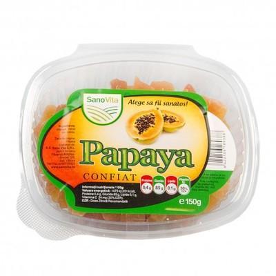 Papaya confiat 150g