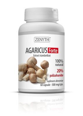 AGARICUS FORTE 60CPS