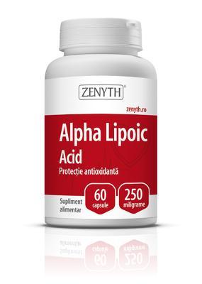 ALPHA LIPOIC ACID 60CPS