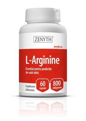 L-ARGININE 60CPS