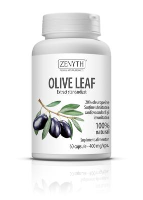 OLIVE LEAF EXTRACT 60CPS