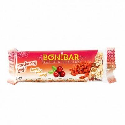 Bonibar Baton cu Merisor si Goji