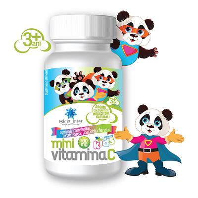 MINI VITAMINA C 100 30CPR