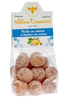 PERLE CU MIERE&LAPT.MATCA 100GR (ALBINA CARPATINA)