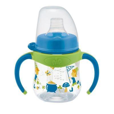 Canuta Training Bottle Boy 150 ml, PP, 6+ luni, nip 35057