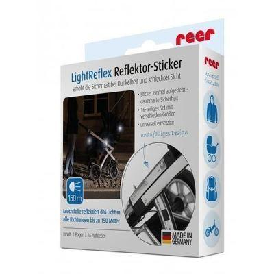 Banda reflectorizanta autoadeziva LightReflex  REER 53108