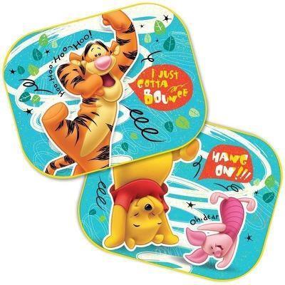Set 2 parasolare auto Winnie the Pooh Disney