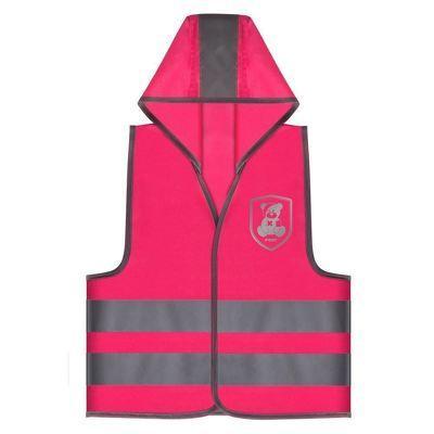 Vestă de siguranță MyBuddyGuard Elefant roz REER 53022