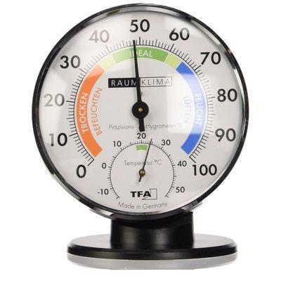 Termometru si Higrometru clasic de precizie TFA 45.2033DE (germana)