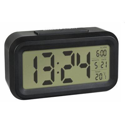 Termometru si ceas cu senzor de lumina TFA 60.2018.01