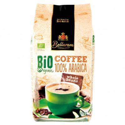 Cafea boabe BIO Bellarom 1 Kg