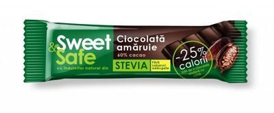 TABLETA (CIOCOLATA) AMARUIE 25gr SLY NUTRITIA
