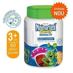 Minimartieni Gummy cu Echinacea 60 Jeleuri