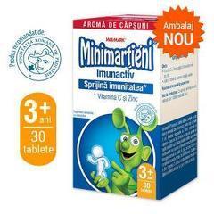 Minimartieni Imunactiv capsuni 30 Tablete