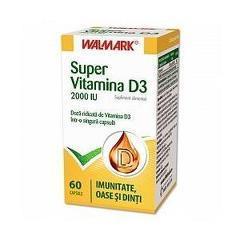 Super Vitamina D3 60 Cps