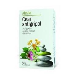 Ceai antigripol 20 Plicuri