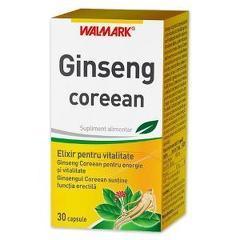 Ginseng coreean 30 Cps