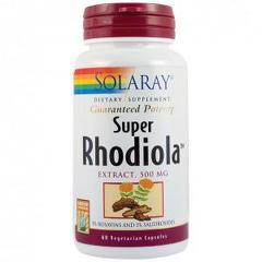 Super Rhodiola™ 500mg 60 capsule vegetale