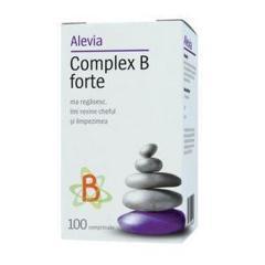 Complex B forte 100 Comprimate