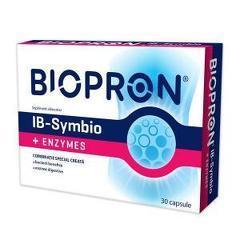 Biopron IB-Symbio + Enzymes 30 Cps