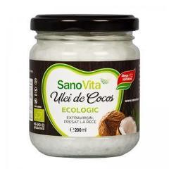 Ulei de cocos ecologic 200 ML