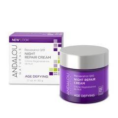 Resveratrol Q10 Night Repair Cream 50g